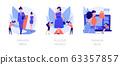 Fashion event vector concept metaphors. 63357857