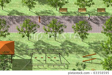 一個公園 63358595