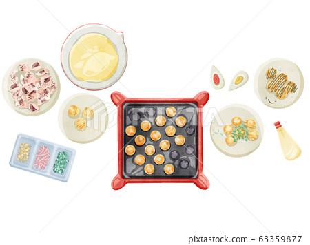 章魚燒派對套餐 63359877