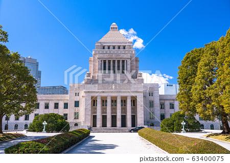 《東京》長田町國會大廈 63400075