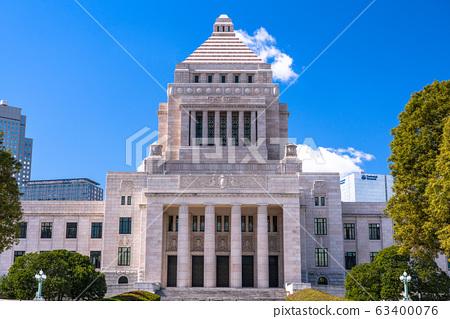 《東京》長田町國會大廈 63400076