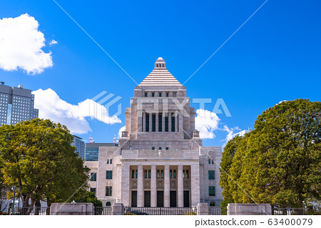 《東京》長田町國會大廈 63400079