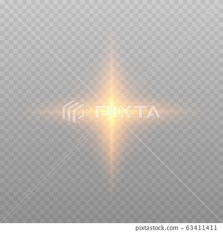 Glow light effect 63411411