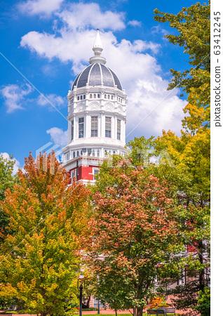 University of Missouri 63412245