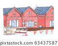 Hakodate harbor 63437587
