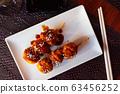Japanese fried chicken balls 63456252