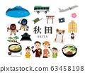 Family Travel @ Akita 63458198