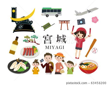 Family Travel @ Miyagi 63458200