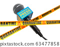 Quarantine. Cancellations of press conferences 63477858