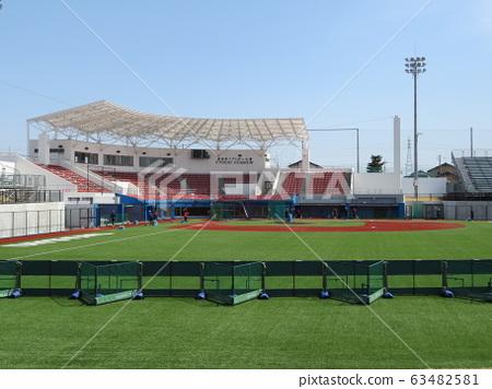 Softball Utsugi Stadium 63482581