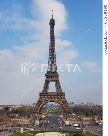 파리 에펠탑 63509199