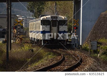 本地火車JR九州人彥山線 63513825