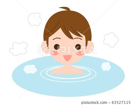 목욕 목욕 목욕 소년 63527115