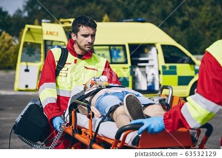 Emergency medical service 63532129