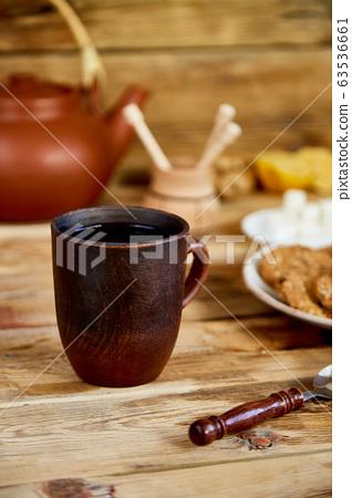 Afternoon tea, Tea Ceremony, Teapot Honey Cups of 63536661