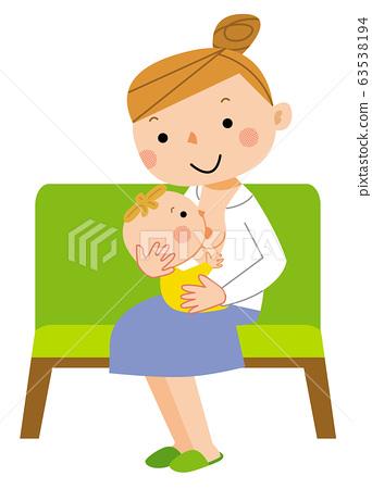 母乳喂養時間 63538194