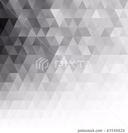 Black Grid Mosaic Background, Creative Design 63540820