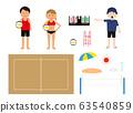 沙灘排球套裝 63540859