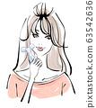 Beauty Roller Orange T-shirt 63542636
