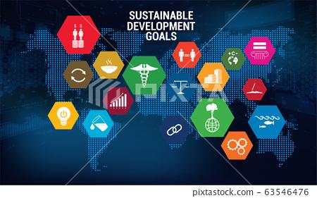 SDG - Sustainable Development Goals 63546476