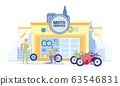Service Stations for Motor Vehicles, Repairman. 63546831