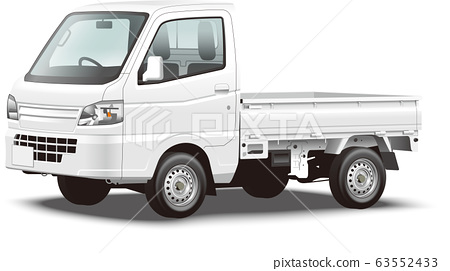 Light truck illustration car illustration 63552433