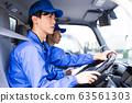 ขับรถขนส่งรถบรรทุก 63561303