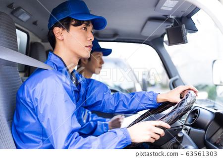 駕駛,運輸,卡車 63561303