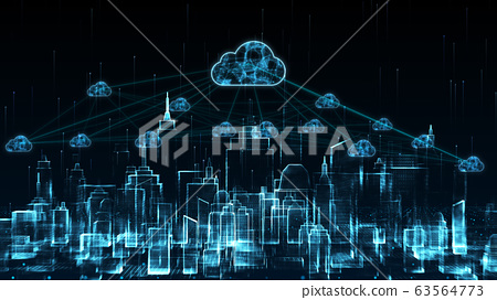 Digital City and cloud computing using artificial 63564773
