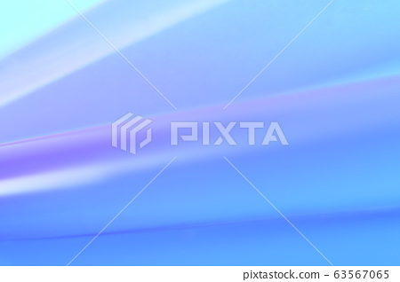 Blue abstract background material-gentle lines 63567065
