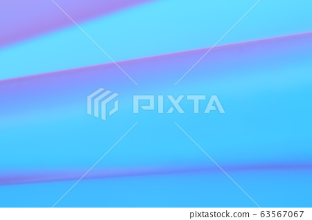 Blue abstract background material-gentle lines 63567067