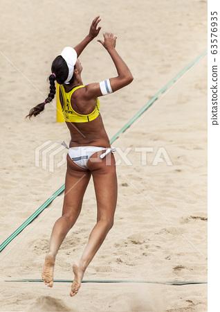 沙灘排球 63576935