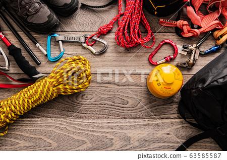 登山工具图片 63585587