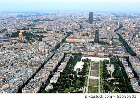 巴黎軍事學院,巴黎教科文組織總部,巴黎,法國 63585803