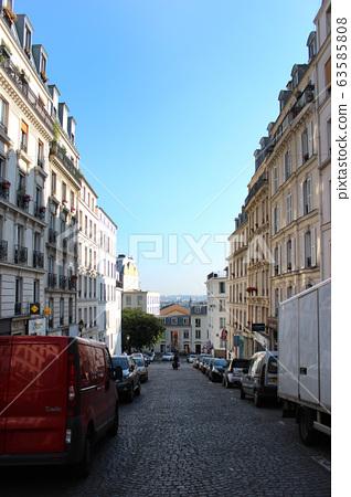 Montmartre, Paris, France 63585808