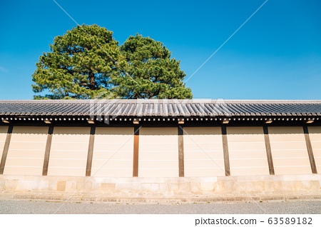 Kyoto Gyoen National Garden in Japan 63589182