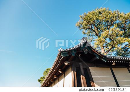 Kyoto Gyoen National Garden in Japan 63589184