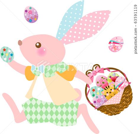 復活節兔子2 63591119