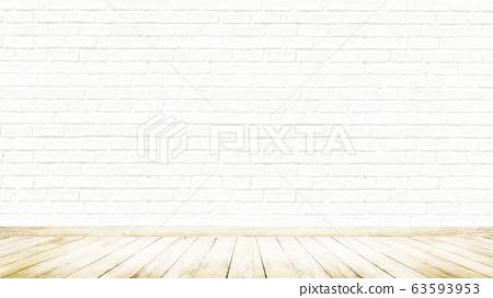 배경 - 벽 - 바닥 - 벽돌 - 흰색 63593953