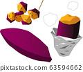 Sweet potato set 63594662