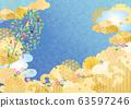 背景材料-七夕日本模式1技术 63597246