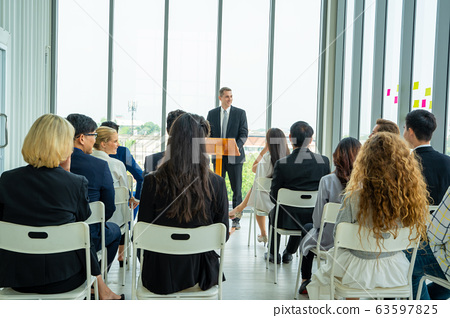 Business people meeting in conference room,Business and Entrepreneurship event. 63597825