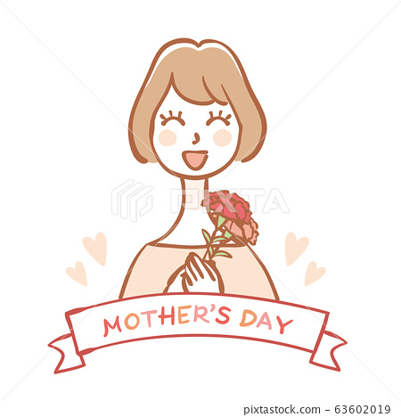 Mother's Day Carnation letter 63602019