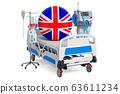 British Healthcare, ICU in the Great Britain 63611234