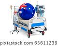 Australian Healthcare, ICU in Australia 63611239