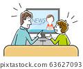 부모 : TV를 보면서 대화, 커뮤니케이션 63627093