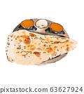 咖喱设置图(手绘风格) 63627924