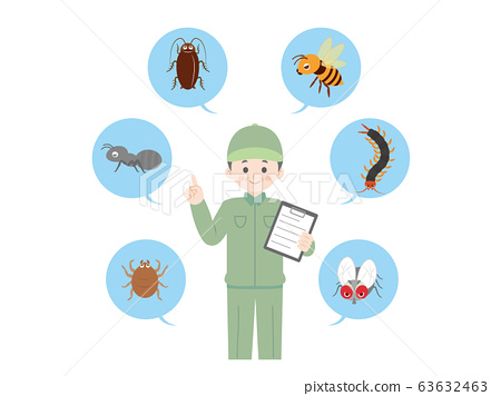 滅蟲的插圖 63632463