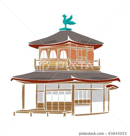 银阁寺的插图 63643053