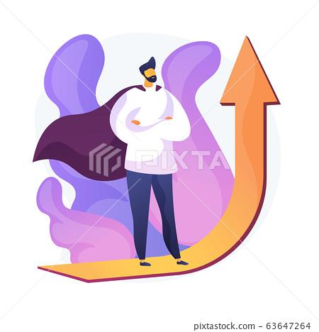 Personal motivation vector concept metaphor 63647264